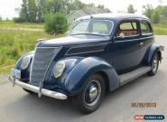 1937 Ford Tudor Deluxe for Sale