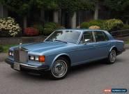 1991 Rolls-Royce Silver Spirit/Spur/Dawn for Sale