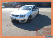 2007 Holden Commodore VE Omega Silver Automatic 4sp A Sedan for Sale