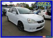 2004 Suzuki Liana White Automatic 4sp A Sedan for Sale