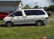 Toyota Tarago GLX (1992) 3D Wagon Manual (2.4L - Multi Point F/INJ) Seats for Sale