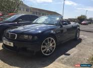 2004 BMW m3 smg convertible  for Sale