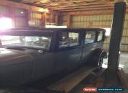 Willys: Knight Series 70 for Sale