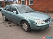FORD MONDEO 2.0 LITRE PETROL 5DR for Sale