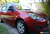 Classic Ford Fiesta LX (2006) 5D Hatchback Manual (1.6L - Multi Point F/INJ) 5 Seats for Sale