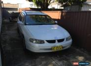 HOLDEN COMMODORE ACCLAIM WAGON 1997 MODEL  for Sale