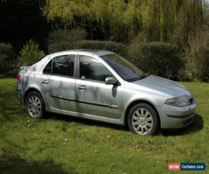 Classic 2003 Renault Laguna Privilege1.8 petrol Spares or Repair for Sale