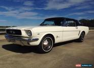 Ford Mustang 64 1/2 convertible for Sale