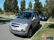 Holden Captiva  Diesel Manual  2007   No Reserve for Sale