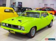 1974 Ford Falcon XB 500 Green Automatic 3sp A Hardtop for Sale