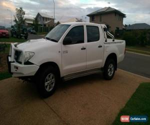 Classic Toyota Hilux 2010 4x4 for Sale