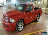 2005 Dodge Ram 1500 SRT10 for Sale