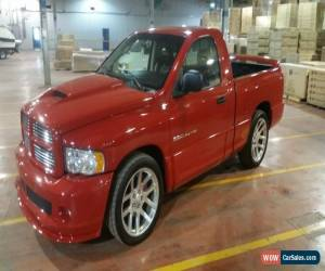 Classic 2005 Dodge Ram 1500 SRT10 for Sale