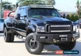 Classic 2006 Ford F250 RN XLT (4x4) Black Automatic 4sp A Super Cab Pick-up for Sale