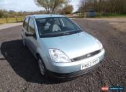 2003 FORD FIESTA 1.4 LX (AC) TDCI GREEN 5 door for Sale