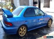 Subaru: Impreza WRX Impreza STI Type Ra for Sale