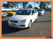 2005 Ford Focus LS CL White Automatic 4sp A Sedan for Sale