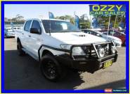 2009 Toyota Hilux KUN26R 09 Upgrade SR (4x4) White Manual 5sp M for Sale