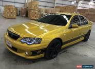 Ford Falcon XR8 - Low Kms - Rwc & September Rego  for Sale