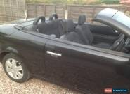 RENAULT MEGANE CONVERTIBLE 2006 1.6 PETROL Automatic for Sale