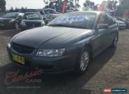 2006 Holden Commodore VZ Acclaim Grey Automatic 4sp A Sedan for Sale