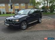 2003 BMW X5 SPORT AUTO BLACK for Sale