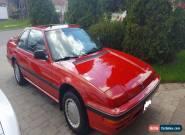 Honda: Prelude SI for Sale