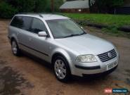 2001 VW Passat Sport 1.9 TDI 130 Estate for Sale