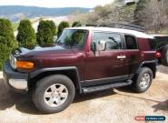 2007 Toyota FJ Cruiser for Sale