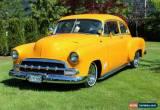 Classic Chevrolet: Fleetline Deluxe for Sale
