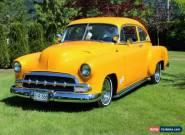 Chevrolet: Fleetline Deluxe for Sale