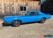 1970 Mercury Cougar Eliminator Tribute for Sale