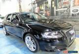 Classic 2010 Audi A3 8P MY10 TFSI Ambition Black Automatic 7sp A Hatchback for Sale