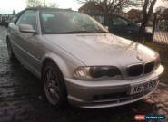 BMW 3 Series 2.2 320Ci 2dr, Classic Convertible, Only 102,000 miles, Automatic for Sale