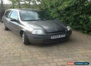 Renault Clio 1.2 petrol for Sale