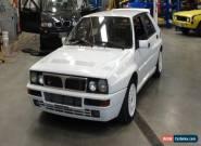 Lancia: Intergrale Evo I for Sale