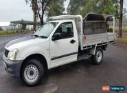 2004 Holden Rodeo RA LX Cab Chassis Single Cab 2dr Man 5sp 3.0 Turbo Diesel for Sale