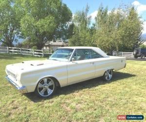 Classic 1966 Plymouth Satellite for Sale