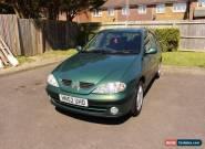Renault Megane 1.6 MOT  for Sale