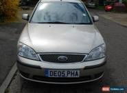 2005 FORD MONDEO LX AUTO GREY for Sale