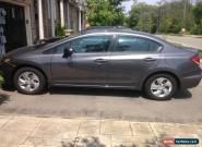 Honda: Civic LX for Sale