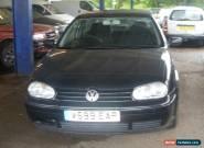 1999 (V) Volkswagen Golf 2.0 GTi No Reserve for Sale