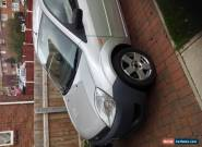 2003 FORD FIESTA ZETEC SILVER for Sale