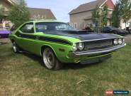 Dodge: Challenger T/A for Sale