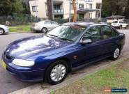 Holden Commodore VT 1998 V6 3.8ltr,With pink slip. Reliable  for Sale