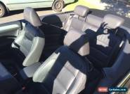 VW Golf TSI118 Convertable for Sale