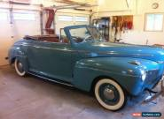 1941 Mercury Other for Sale