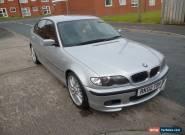 2002 BMW 325I SPORT AUTO SILVER for Sale
