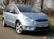 2006 Ford S-Max 1.8 TDCi Titanium 5dr (6 Speed) Diesel ** No Reserve Auction ** for Sale