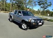 2008 Nissan Navara ST-R 4x4 Manual Diesel Turbo for Sale